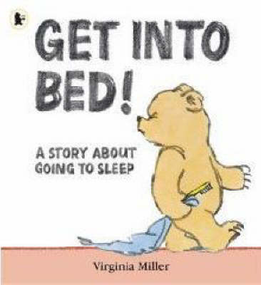 Get Into Bed Book Chart by Virginia Miller