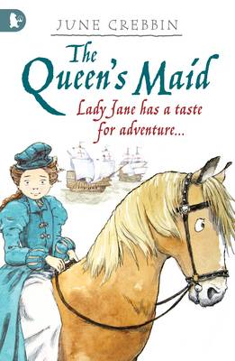 The Queen's Maid: Racing Reads by June Crebbin