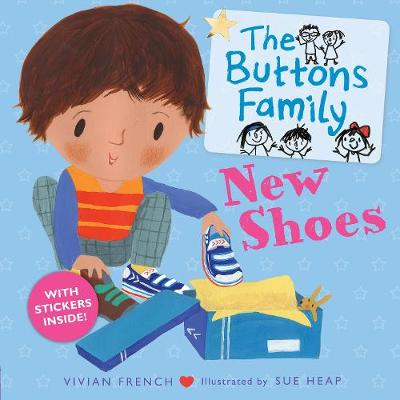 The Buttons Family: New Shoes by Vivian French