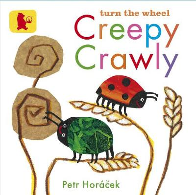 Creepy Crawly by Petr Horacek