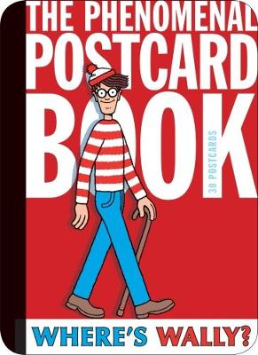 Where's Wally? The Phenomenal Postcard Book by Martin Handford
