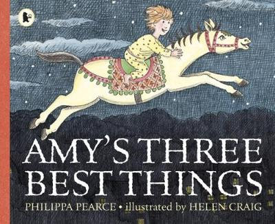 Amy's Three Best Things by Philippa Pearce
