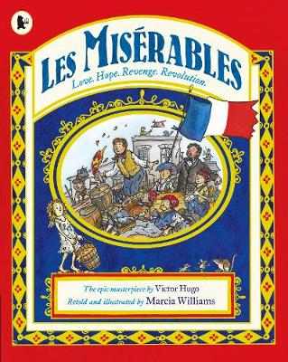 Les Miserables by Marcia Williams