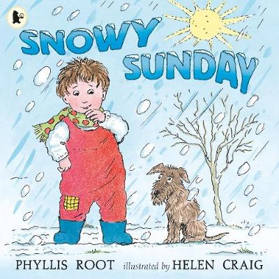 Snowy Sunday by Phyllis Root