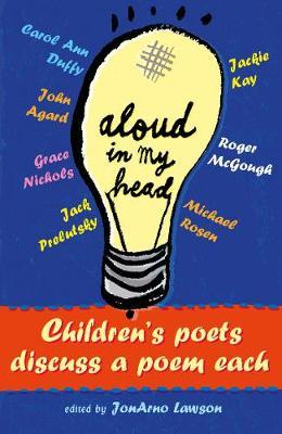 Aloud in my Head by JonArno Lawson
