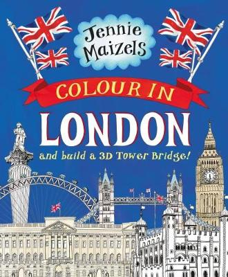 Colour In London by Jennie Maizels