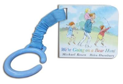 We're Going on a Bear Hunt Buggy Book by Michael Rosen