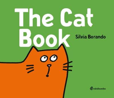 The Cat Book by Silvia Borando