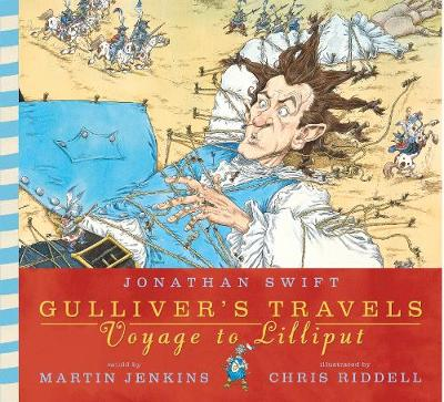 Gulliver's Travels: Voyage to Lilliput by Jonathan Swift