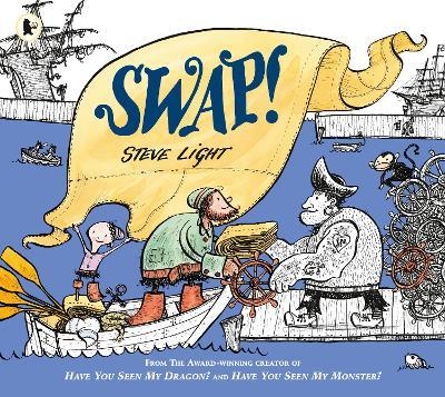 Swap! by Steve Light
