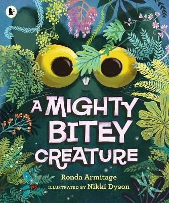 A Mighty Bitey Creature by Ronda Armitage