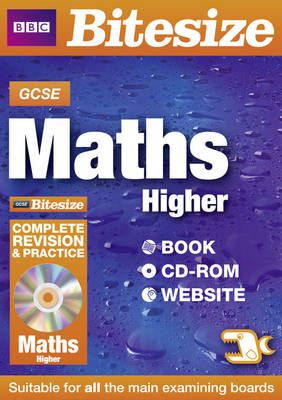 GCSE Bitesize Maths Higher Complete Revision and Practice by Rob Kearsley Bullen, Graham Lawlor