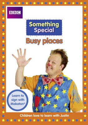 Something Special Out and About: Busy Places DVD by