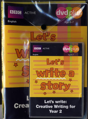 Let's Write a Story Y2 DVD Plus Pack by Judith Puddick