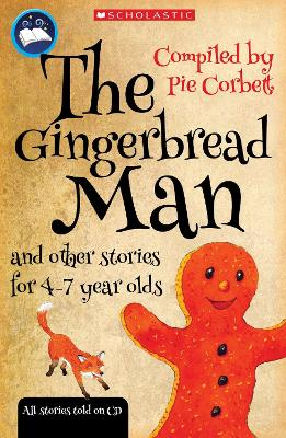The Gingerbread Man and other stories for 4 to 7 year olds by Harris Sofokleous
