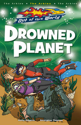 Drowned Planet by Sally Odgers