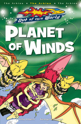Planet Of Winds by Sally Odgers