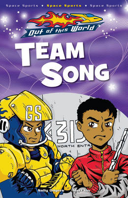 Team Song by Sally Odgers
