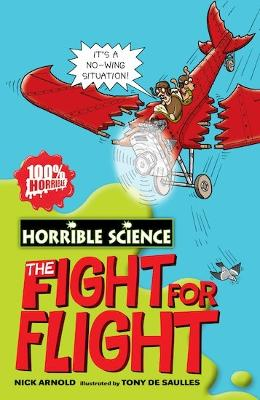 Fearsome Fight for Flight by Nick Arnold