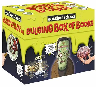 Bulging Box of Books by