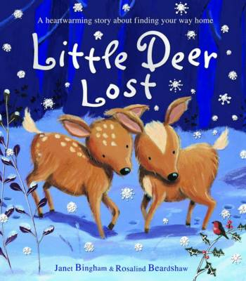 Little Deer Lost by Janet Bingham