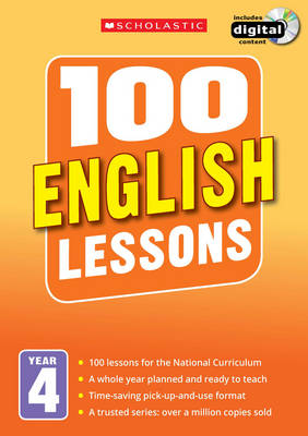 100 English Lessons: Year 4 by Pam Dowson
