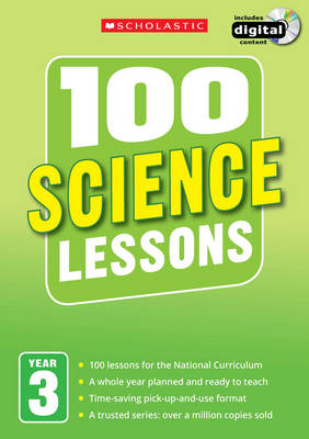 100 Science Lessons: Year 3 by Malcolm Anderson