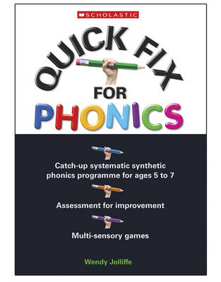 Phonics by Wendy Jolliffe