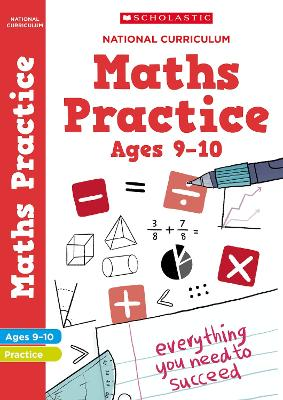 National Curriculum Maths Practice Book for Year 5 by Scholastic