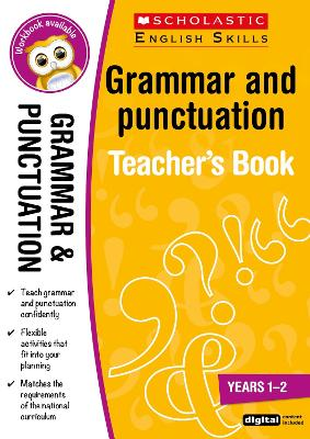 Grammar and Punctuation Years 1-2 by Leonie Bennett, Lesley Fletcher