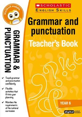 Grammar and Punctuation Year 6 by Huw Thomas, Graham Fletcher