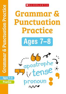 Grammar and Punctuation Year 3 Workbook by Paul Hollin