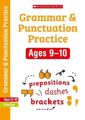 Grammar and Punctuation Year 5 Workbook by Paul Hollin