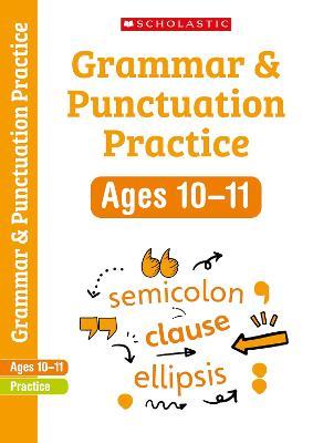 Grammar and Punctuation Year 6 Workbook by Graham Fletcher