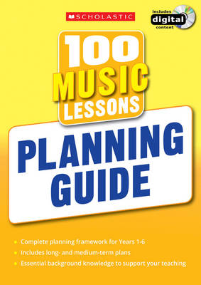 100 Music Lessons: Planning Guide by David Ashworth