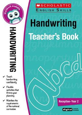 Handwriting Reception-Year 2 by Amanda McLeod