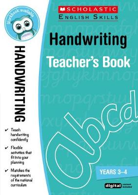 Handwriting Years 3-4 by Pam Dowson