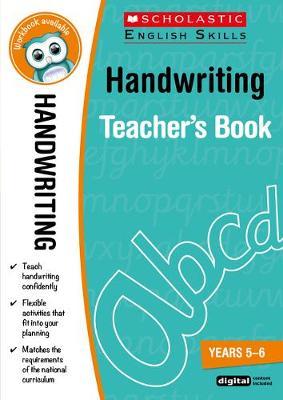 Handwriting Years 5-6 by Gillian Howell
