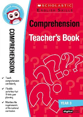 Comprehension Teacher's Book (Year 3) by Donna Thomson, Elspeth Graham