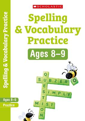 Spelling and Vocabulary Workbook (Year 4) by Pam Dowson