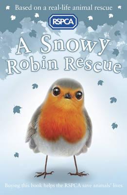 A Snowy Robin Rescue by Mary Kelly