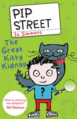 The Great Kitty Kidnap by Jo Simmons
