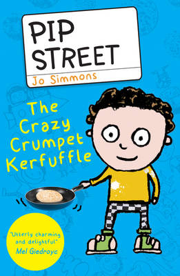 The Crazy Crumpet Kerfuffle by Jo Simmons