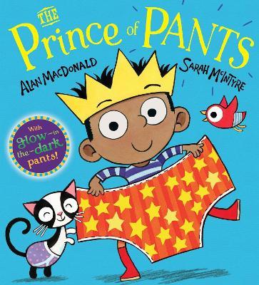 Prince of Pants by Alan MacDonald