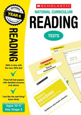 Reading Test - Year 6 by Lesley Fletcher, Graham Fletcher