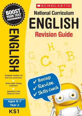 English Revision Guide - Year 2 by Lesley Fletcher, Graham Fletcher