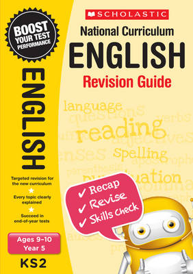 English Revision Guide - Year 5 by Lesley Fletcher, Graham Fletcher