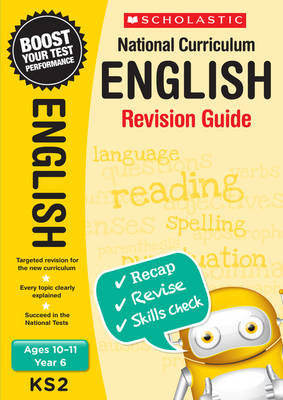 English Revision Guide - Year 6 by Lesley Fletcher, Graham Fletcher
