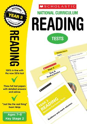 Reading Test - Year 3 by Catherine Casey