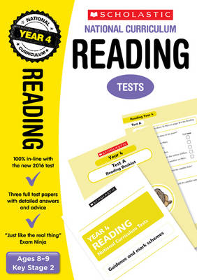 Reading Test - Year 4 by Catherine Casey